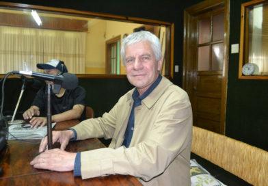 Alejandro El Coro habló en Radio Rojas