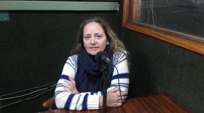 Silvina Fernandéz habló del Covid en Rojas