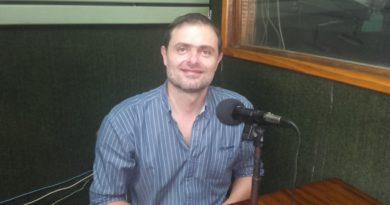 Omar Frontera habló en Radio Rojas
