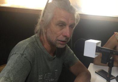 Gustavo Heredia habló en Radio Rojas