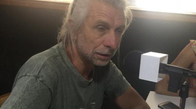 Gustavo Heredia anticipó la variete del sabado en La Minga