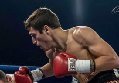 Ronan Sanchez a horas de la pelea con Jonatan Escobedo