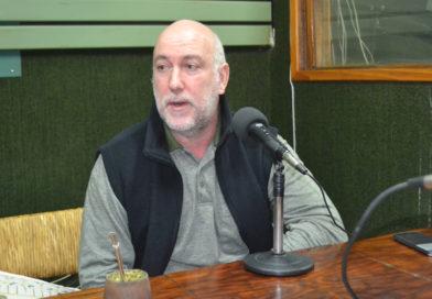 Carlos Vaio habló de feria de ciencias en Radio Rojas