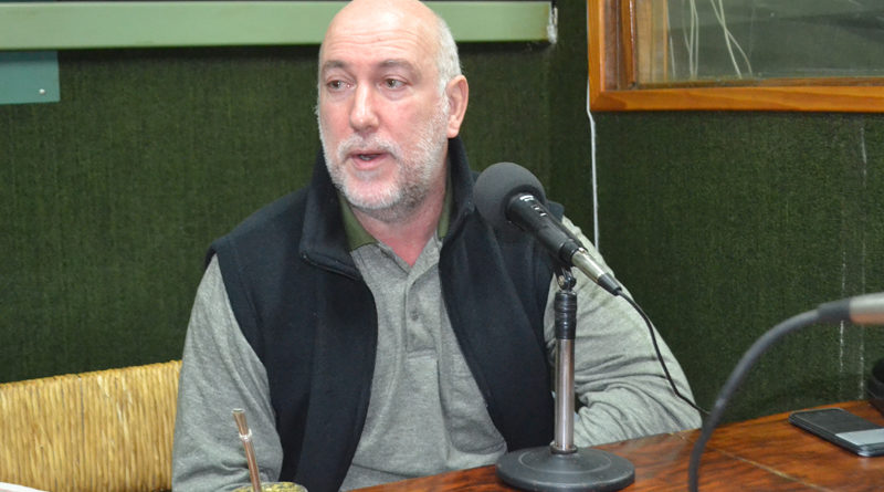 Carlos Vaio habló en Radio Rojas