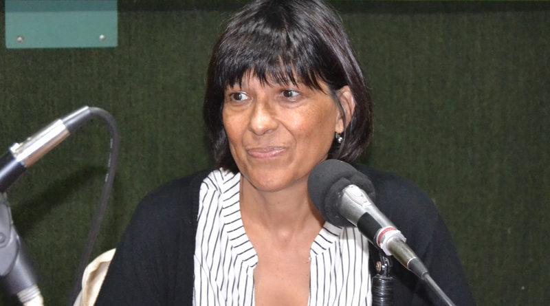 Monica Calderon habló en Radio Rojas