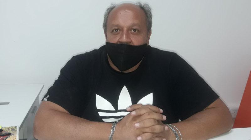 Erasmo Veron habló en Radio Rojas