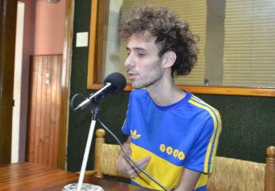"""Lucas Pérez: """"La combinación de política y comunicación es algo que me apasiona tanto como la música"""""""