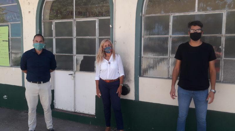 Estuvo en Rojas Fernando Carlos director provincial de promocion sociocultural