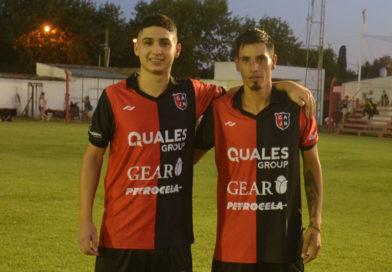 Nicolás Rosello debutó para Jorge Newbery en el triunfo contra El Huracán
