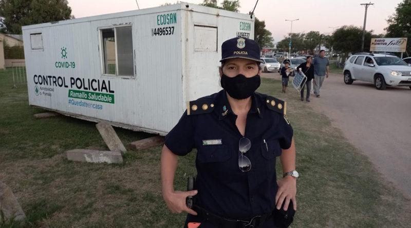 Raúl Urbina, periodista de Ramallo, brindó su opinión sobre la Comisaria Carolina Urquiaga
