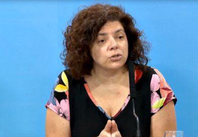 Carla Vizzotti confirmó que tiene Covid-19 tras reunirse con Kicillof y otros funcionarios