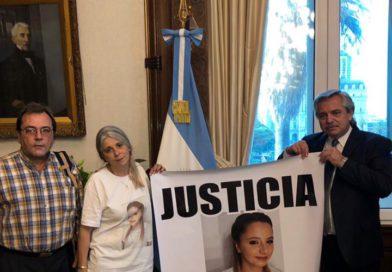 Patricia Nasutti habló tras su reunión con Alberto Fernández