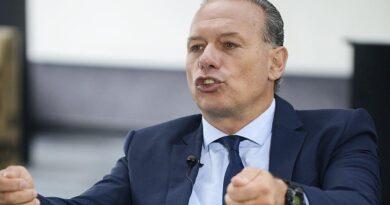 """Berni sobre Aníbal Fernández: """"Nadie puede discutir su capacidad de trabajo"""""""