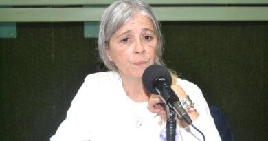 Patricia Nasutti, mamá de Úrsula, hoy al cumplirse 2 meses del femicidio estuvo en Radio Rojas en vivo.