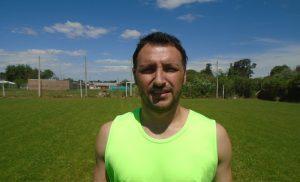 Daniel Fioravanti habló en parorama deportivo