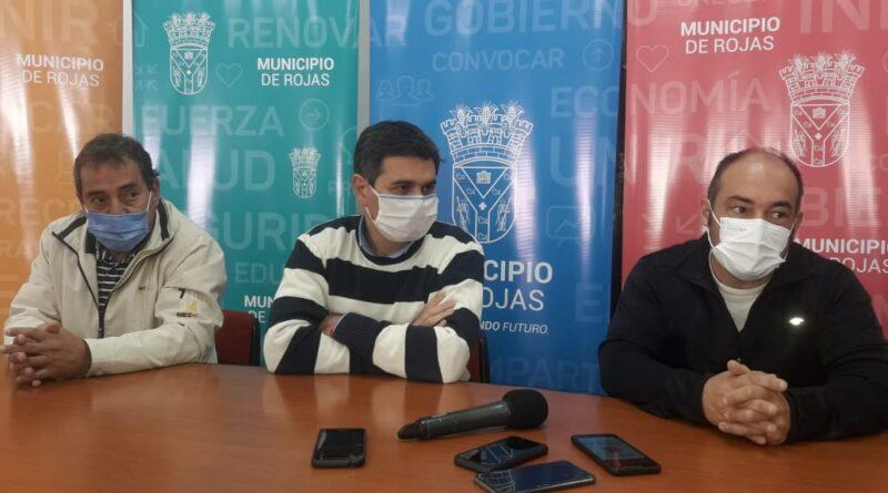Germán Palmieri nuevo codirector del hospital Saturnino Unzue