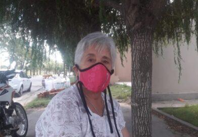 Graciela Domínguez contó sobre el trabajo social en el subcomité Radical Coco Opisaco