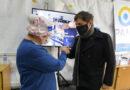 Kicillof lanzó crédito de $ 100 mil para enfermeras y enfermeros