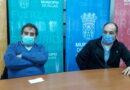 Los medicos Mario Raposo y German Palmieri confirmaron la cepa de Manaos en Rojas.