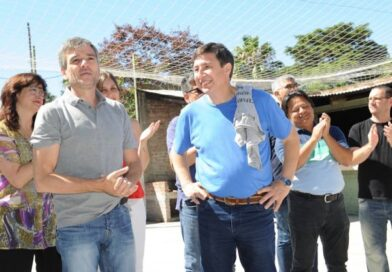 Juanchi Zabaleta reemplazará a Arroyo en el Ministerio de Desarrollo Social