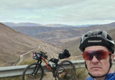 Lito Ruiz volvió a ganar la Patagonia Ultra Bike y habló en Radio Rojas