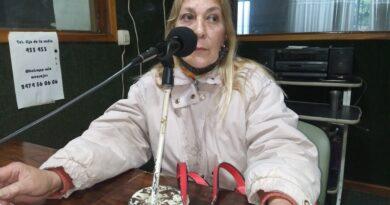 Marisa Molina ex-propietaria de Radio Rojas y Mary Mayoral recordaron el aniversario numero 83 de la Radio.