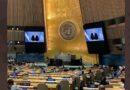 """Alberto Fernández en la ONU habló del """"deudicidio"""" de la gestión de Mauricio Macri"""